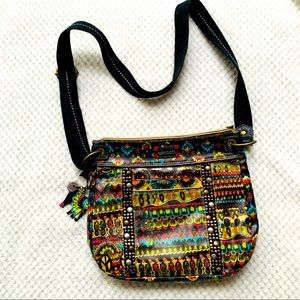 Sakroots crossbody purse in EUC